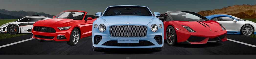 Ab sofort sind neue exklusive Hyper-, Mega- und Supersportwagen sowie klassische Luxus-Sportwagen zu kaufen und zu verkaufen