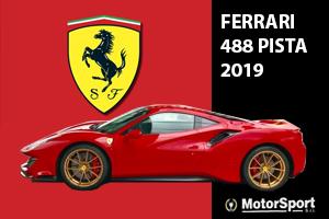 Ferrari 488 Pista - 0 KM - 2019